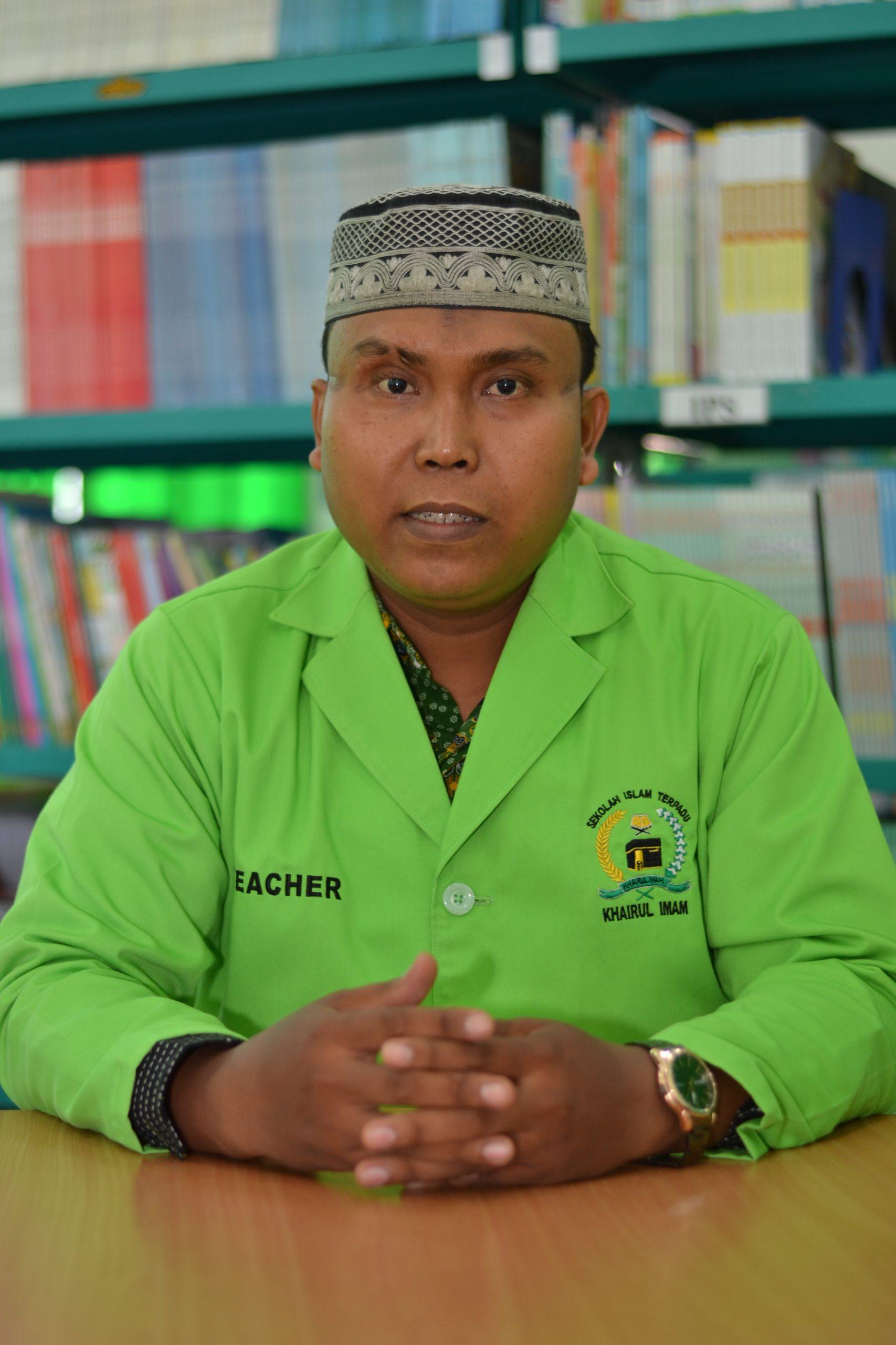 Ahmad Sofyan Lubis, S.Pd.I M.Pd.I